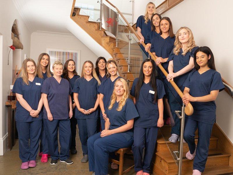 Our team of dental nurses here at Rhiwbina Dental